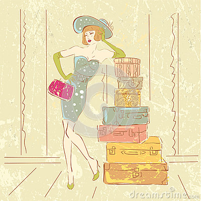 retro-woman-suitcases-25792523