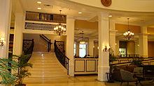 King Edward Hotel Lobby